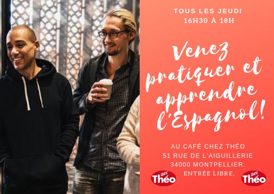 Flyer Chez Théo Espagnol